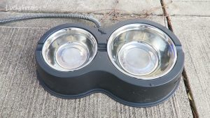 K&H Thermo-Kitty Cafe Heated Pet Bowl - Unboxing Product Review - Outdoor Feral Cats