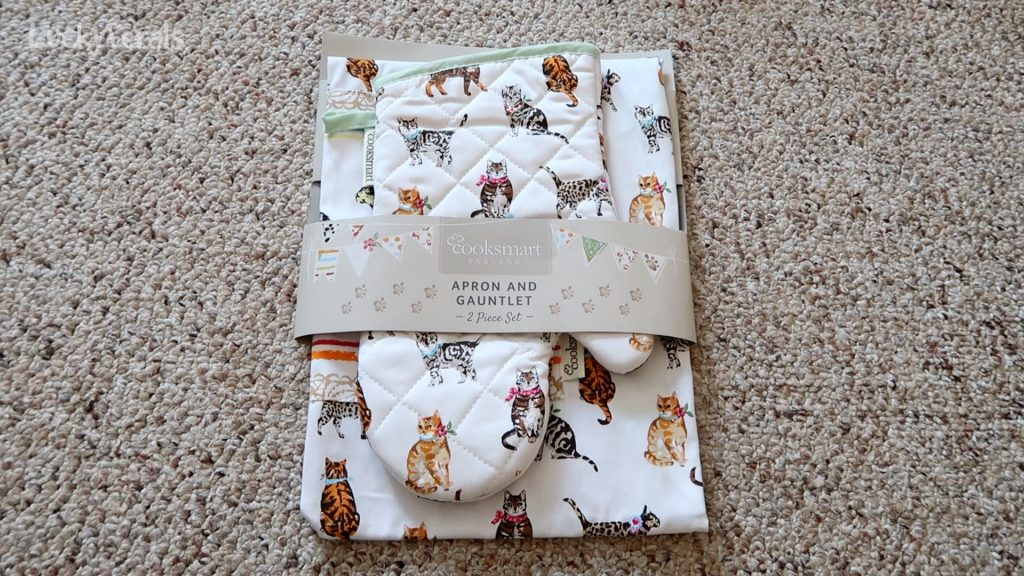 cats on parade gift set