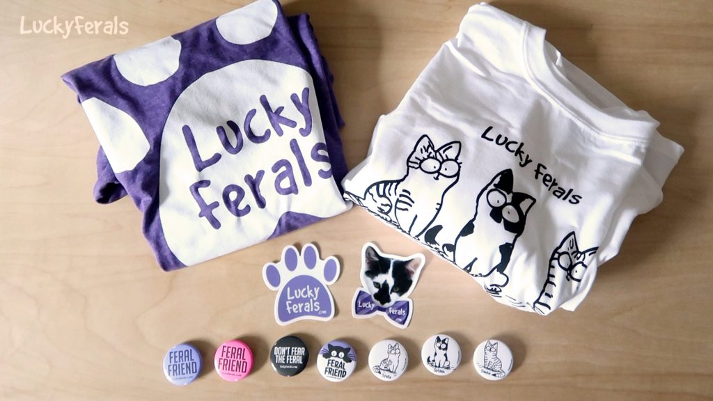 Lucky Ferals Collectors Bundle