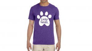 Lucky Ferals T-Shirt