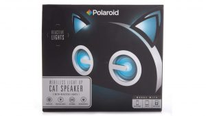 Win a Free Wireless Light Up Cat Speaker! It's Day 9 of the 12 Days Of Catmas!