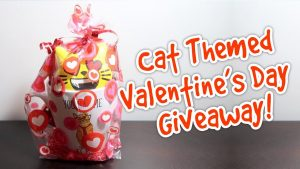 Enter To Win The Lucky Ferals Cat Themed Valentine's Day Giveaway!