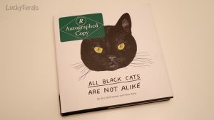 All Black Cats Are Not Alike Book Giveaway