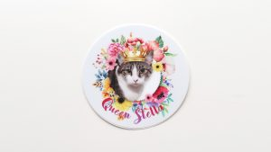 Queen Stella The Cat Queen Stickers Have Arrived!