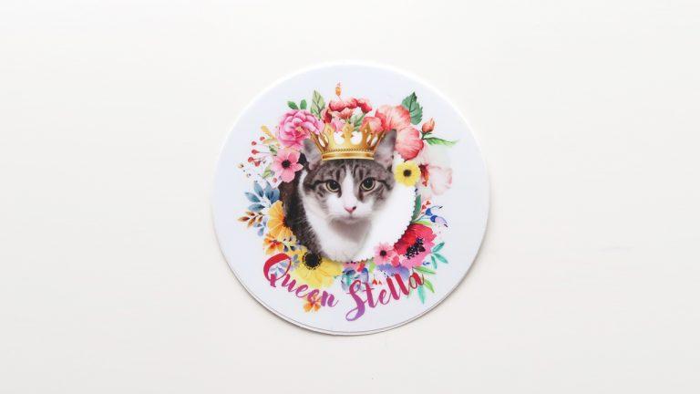 Queen Stella Stickers