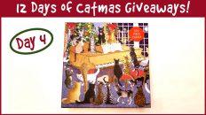 cat christmas chorus