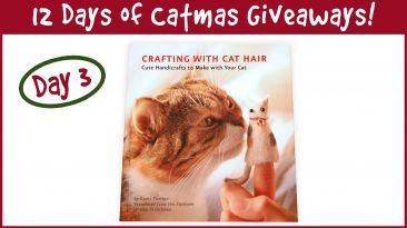 12 Days Of Catmas Day Three Cat Hair Book