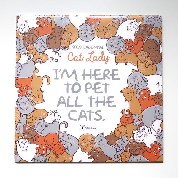 2019 Cat Lady Calendar