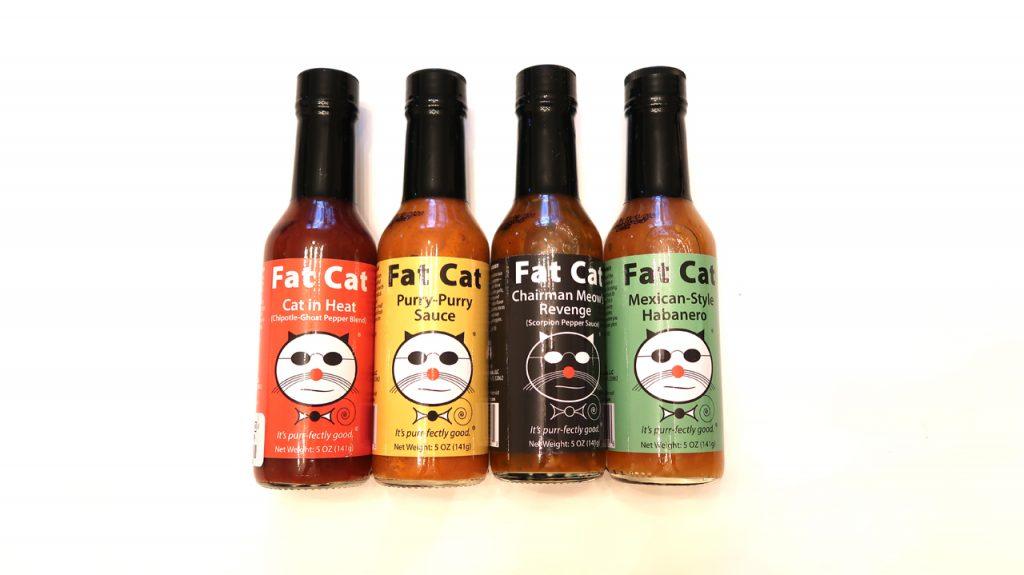 fat cat hot sauce