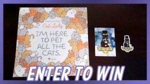 Enter To Win The Lucky Ferals 2019 Happy New Year Giveaway!