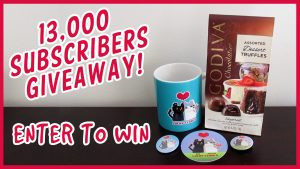 Enter To Win The Lucky Ferals' 13,000 Subscribers Giveaway!