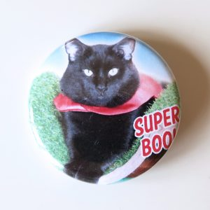 Super Boo Pinback Button