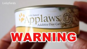 Applaws Cat Food WARNING! You Must Read The Fine Print.