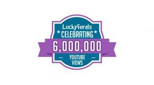 YouTube 6M Views Milestone