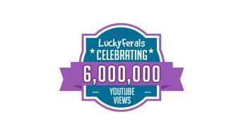 Celebrating 6 Million YouTube Video Views!