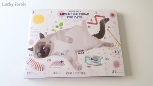 Trader Joe's Advent Calendar For Cats Review And Giveaway
