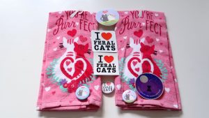 Enter The Lucky Ferals' Valentine's Day Giveaway 2020