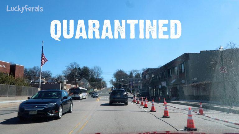 Teaneck Quarantine