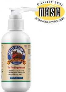 salmon oil for cats